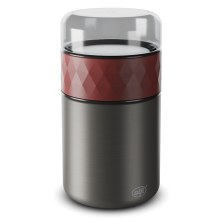 Pojemnik termiczny Alfi Endless foodMug 500ml, czerwony matowy