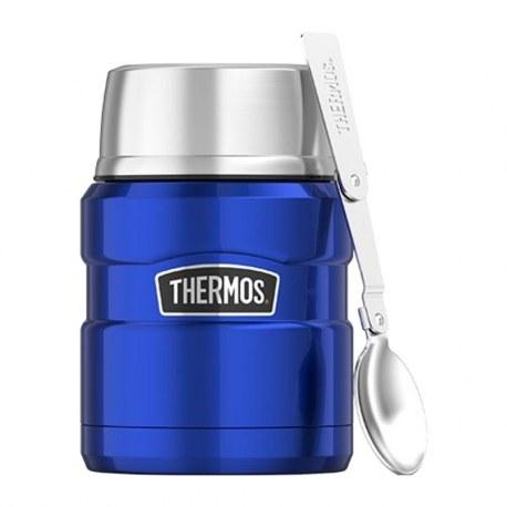 Pojemnik termiczny na pożywienie niebieski 0,47l, Thermos