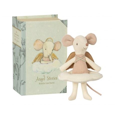 Myszka starsza siostra w pudełku, Maileg