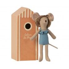 Myszka mama w domku plażowym SS2021, Maileg