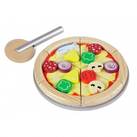 Drewniana pizza do krojenia, Tidlo