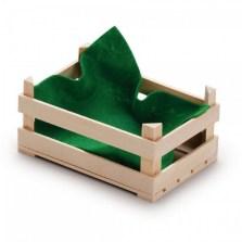 Drewniana skrzynka mała, Erzi