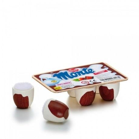 Monte mleczno-czekoladowy deser, Erzi