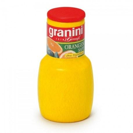 Sok pomarańczowy Granini, Erzi