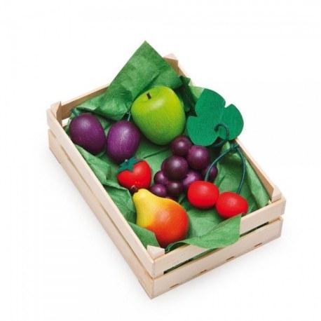 Owoce w skrzynce, Erzi