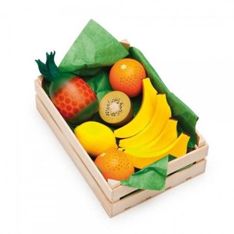Owoce południowe w skrzynce, Erzi