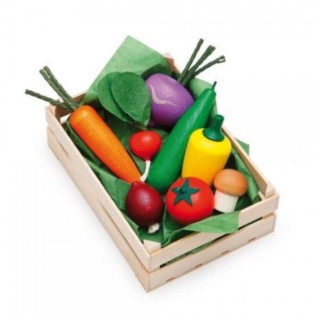 Warzywa w skrzynce, Erzi