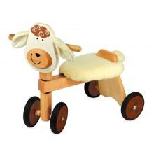 Drewniany jeździk Owca, I'm TOY