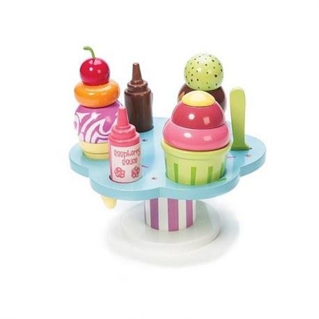 Patera z lodami, Le Toy Van