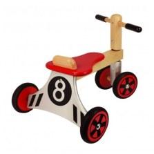 Drewniany jeździk Pojazd Nr 8, I'm TOY