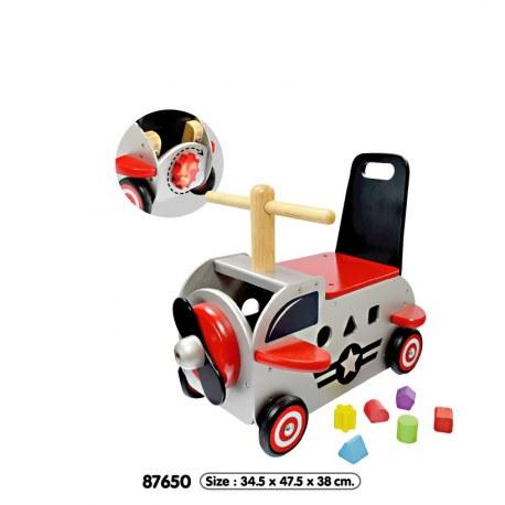 Jeździk Pchacz  Samolot, I'm Toy