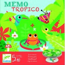 Gra MEMO Tropico, Djeco
