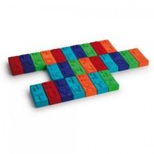 Rubbabu klocki alfabet Braille'a 26szt