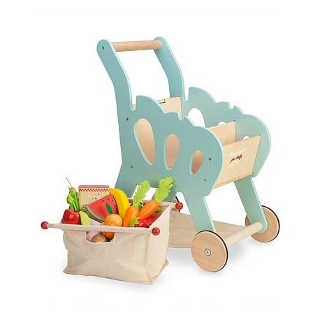 Drewniany wózek na zakupy, Le Toy Van