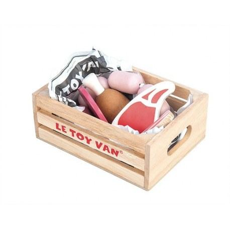 Mięso drewniany zestaw, Le Toy Van