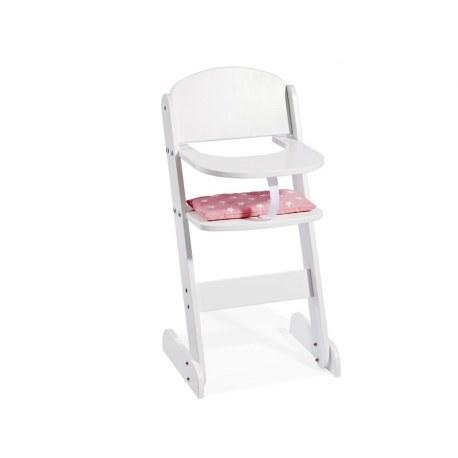 Drewniane krzesełko do karmienia lalek, Howa