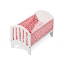 Drewniane łóżeczko dla lalek, Howa