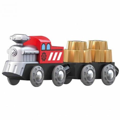 """Pociąg ze """"złotym"""" ładunkiem, Hape"""