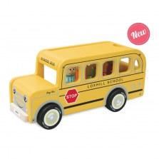 Drewniany autobus Benjego, Indigo Jamm