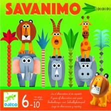 Gra zręcznościowa Savanimo, Djeco