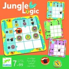Gra taktyczna Jungle Logic, Djeco