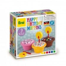 Mufinki urodzinowe, Erzi