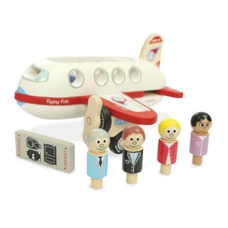 Drewniany samolot pasażerski Felixa, Indigo Jamm