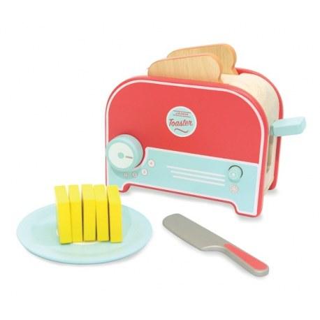 Drewniany toster, Indigo Jamm