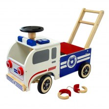 Jeździk Pchacz Wóz policyjny, I'm Toy
