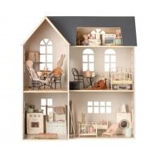 Drewniany trzypiętrowy domek, Maileg