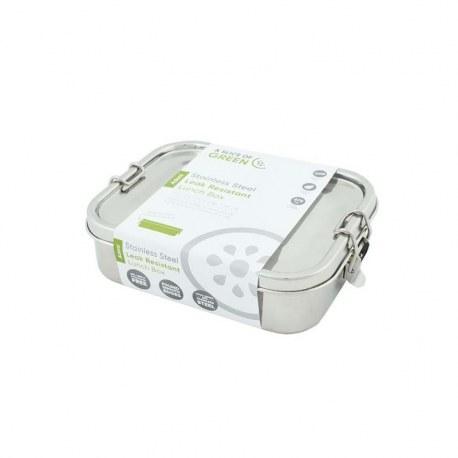 Metalowa śniadaniówka lunchbox Aldoni, A Slice Of Green
