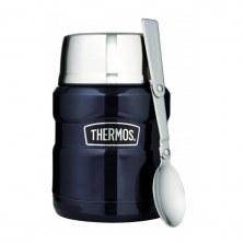 Pojemnik termiczny na pożywienie granatowy 0,47l, Thermos