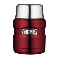 Pojemnik termiczny na pożywienie czerwony 0,47l, Thermos
