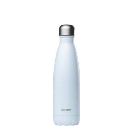 Bidon termiczny butelka termiczna 0,5l, błękit, Qwetch