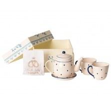 Serwis do herbaty z ciasteczkami FW2019, Maileg