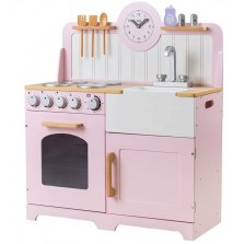 Drewniana kuchnia Country pink, Tidlo