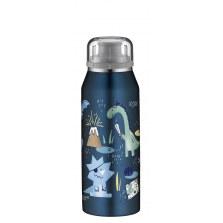 ALFI Bidon termiczny dla dzieci isoBottle model 2020 0,35l, zwariowane dinozaury